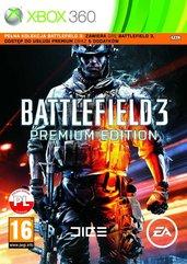 Battlefield 3 (X360) PL Premium Edition