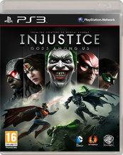 Injustice: Gods Among Us (PS3) + DLC