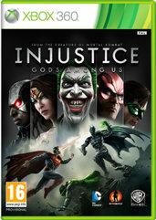 Injustice: Gods Among Us (X360) + DLC