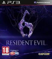 Resident Evil 6 + DLC (PS3)