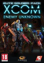 XCOM: Enemy Unknown - Elite Soldier Pack (PC) PL klucz Steam