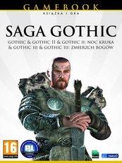 Saga Gothic (PC) PL + książka
