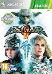 Soul Calibur IV (X360) Classics