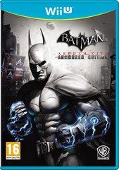 Batman Arkham City Armored Edition (WII U)