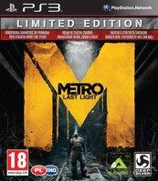 Metro: Last Light - Edycja Limitowana (PS3) PL + DLC