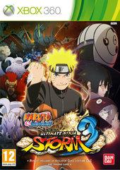 Naruto Shippuden: Ultimate Ninja Storm 3 (X360)