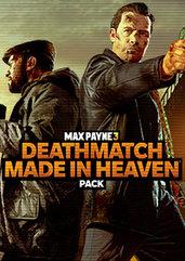 """Max Payne 3 Pakiet """"Niebiański Deathmatch"""" (PC) PL DIGITAL"""