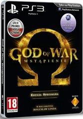 God of War: Wstąpienie (PS3) PL/ANG Edycja Specjalna