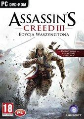 Assassin's Creed III Edycja Waszyngtona (PC) PL