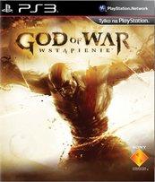 God of War: Wstąpienie (PS3) PL/CZ + demo The last of Us