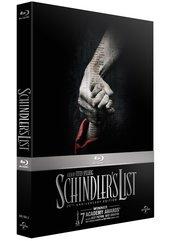 Lista Schindlera Edycja Jubileuszowa 20-lecie filmu (Blu Ray)