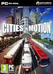 Cities in Motion: Symulator transportu miejskiego (PC) PL DIGITAL