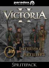 Victoria II: Interwar Artillery Sprite Pack (PC) DIGITAL