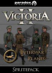 Victoria II: Interwar Planes Sprite Pack (PC) DIGITAL