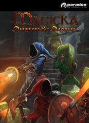 Magicka DLC Dungeons & Daemons (PC) DIGITAL
