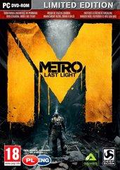 Metro: Last Light - Edycja Limitowana (PC) PL DIGITAL