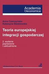 Teoria europejskiej integracji gospodarczej