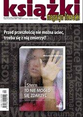 Magazyn Literacki KSIĄŻKI nr 4/2011 (175)