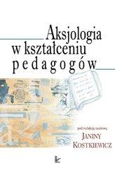 Aksjologia w kształceniu pedagogów