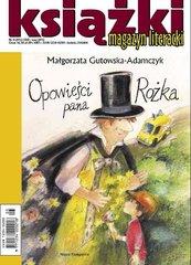 Magazyn Literacki KSIĄŻKI - nr 5/2012 (188)