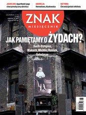 Miesięcznik Znak. Czerwiec 2012