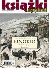 Magazyn Literacki KSIĄŻKI - nr 12/2011 (183)