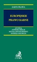 Europejskie prawo karne