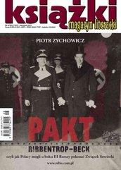Magazyn Literacki KSIĄŻKI - nr 8/2012 (191)