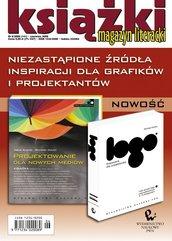 Magazyn Literacki KSIĄŻKI - Nr 6/2008 (141)