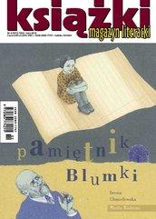 Magazyn Literacki KSIĄŻKI - nr 2/2012 (185)