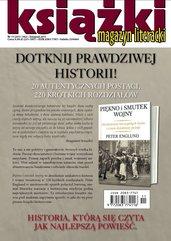 Magazyn Literacki KSIĄŻKI - nr 11/2011 (182)