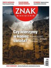 Miesięcznik Znak. Grudzień 2012