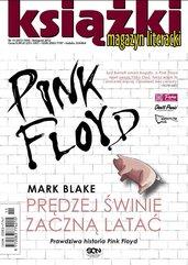 Magazyn Literacki KSIĄŻKI - nr 11/2012 (194)