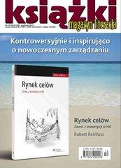 Magazyn Literacki KSIĄŻKI - nr 12/2012 (195)