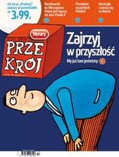 """""""Przekrój"""" nr 132011"""