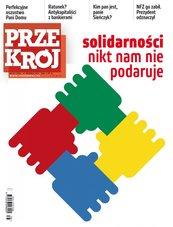 """""""Przekrój"""" nr 382012"""