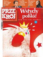 """""""Przekrój"""" nr 42011"""