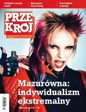 """""""Przekrój"""" nr 432012"""