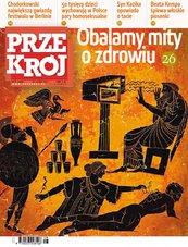 """""""Przekrój"""" nr 82011"""