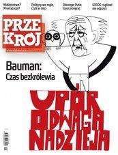"""""""Przekrój"""" nr 92012"""
