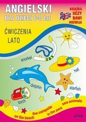 Angielski dla dzieci 6-8 lat. Ćwiczenia. Lato