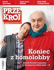 """""""Przekrój"""" nr 15/2013"""