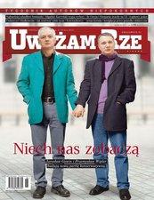 """""""Uważam Rze. Inaczej pisane"""" nr 18/2013"""