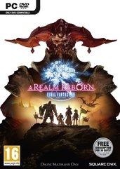 Final Fantasy XIV: A Realm Reborn (PC) + Bonus