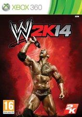 WWE 2K14 (X360)