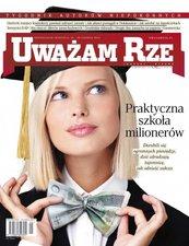 """""""Uważam Rze. Inaczej pisane"""" nr 25/2013"""
