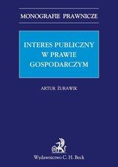 Interes publiczny w prawie gospodarczym