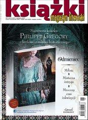 Magazyn Literacki KSIĄŻKI nr 6/2013