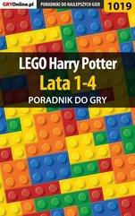 LEGO Harry Potter Lata 1-4 - poradnik do gry