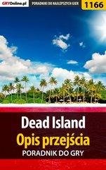 Dead Island - opis przejścia - poradnik do gry